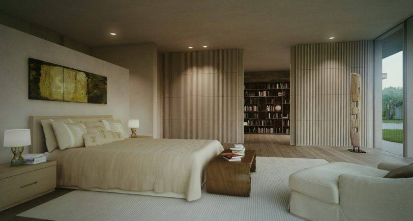 Modern Cottage Master Bedroom Interior Design Ideas