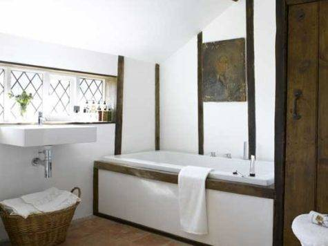 Modern Country Bathroom Vanities Decorating