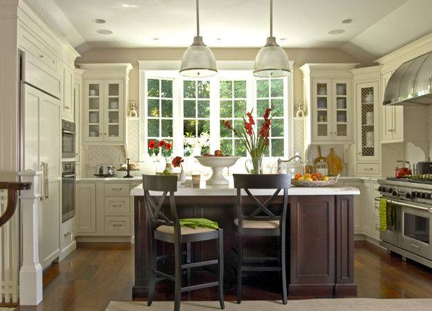 Modern Country Kitchen Layout Afreakatheart