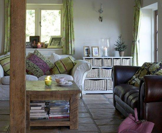 Modern Country Living Room Rooms