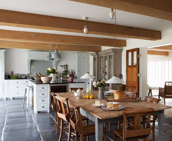 Modern Country Style April