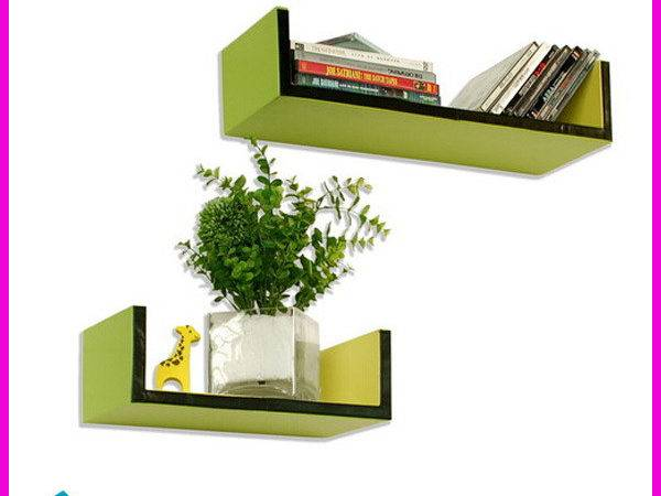 Modern Design Acrylic Wall Unit Floating Shelf Buy