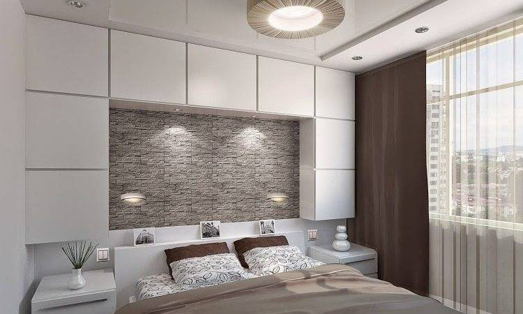 Modern Design Ideas Small Bedrooms Designs