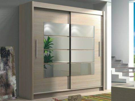 Modern Design Quality Sliding Door Wardrobe Mirror