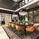 Modern Dining Room Interior Design Ideas Home