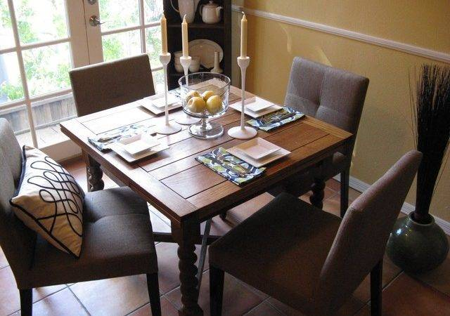 Modern Dining Table Setting Ideas Place