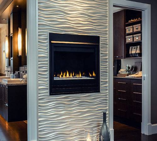 Modern Fireplace Tile Ideas Best Design Wall Decor