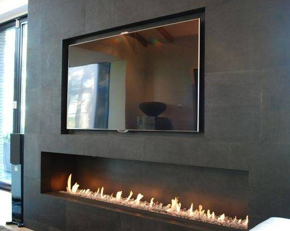 Modern Fireplace Tile Ideas Best Design