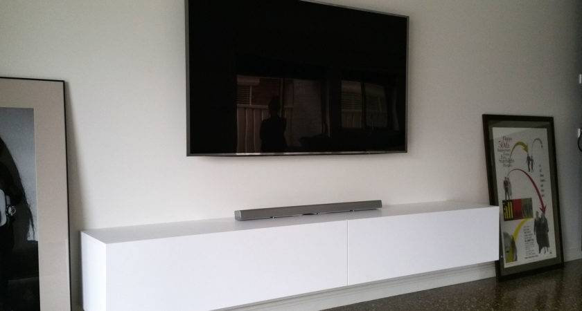 Modern Floating Entertainment Units Cabinets