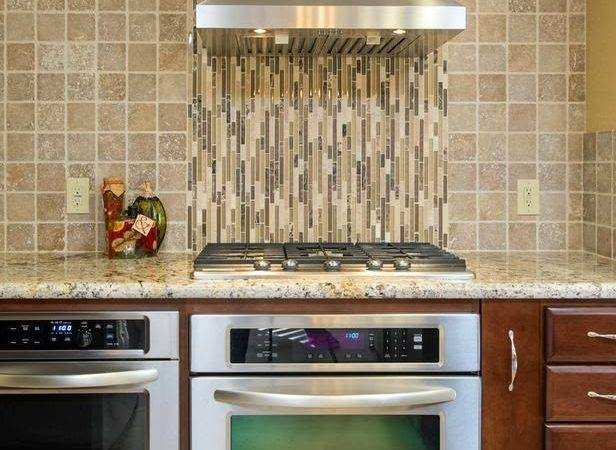 Modern Furniture Colorful Kitchen Backsplashes Ideas