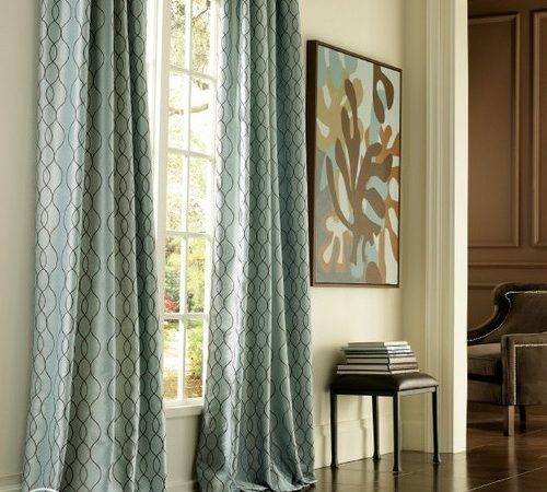 Modern Furniture New Living Room Curtain Designs