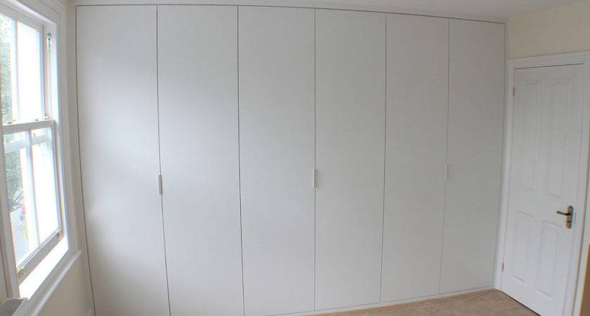 Modern Hinged Doors Wardrobe Chiswick London