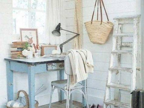 Modern Home Office Decor Ideas Vintage Style