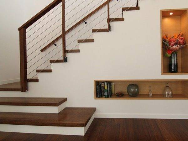 Modern Home Stairs Minimalist Design Ideas