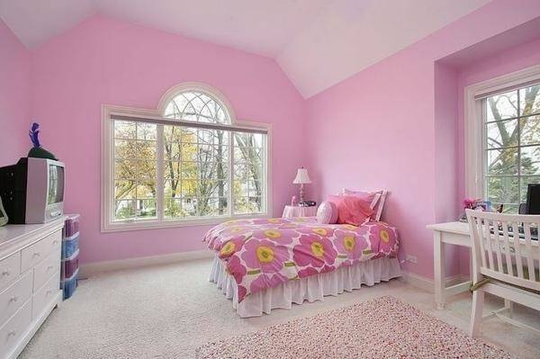 Modern Interior Decorating Pink Color Combinations