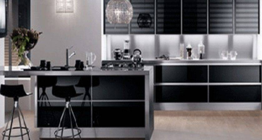 Modern Kitchen Brown Color Dands
