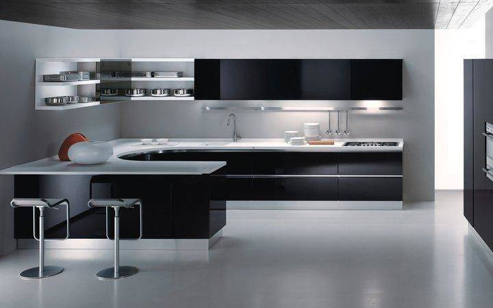 Modern Kitchen Interior Designs Design