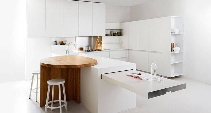 Modern Kitchen Space Saving Solutions Design Ideas