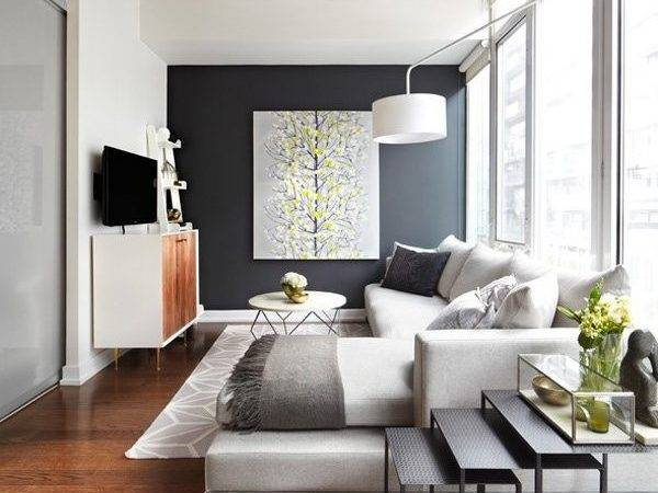 Modern Living Rooms Comfortable Friendly Space