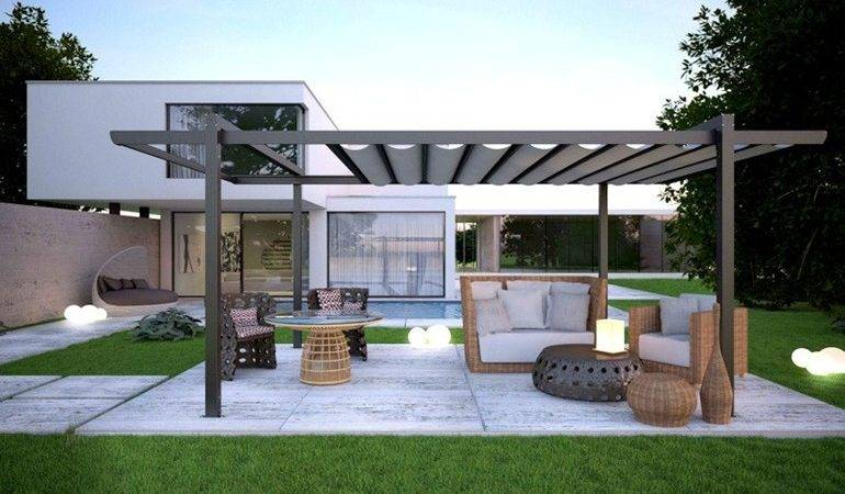Modern Pergola Designs Inspired Classic Structures