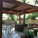 Modern Pergola Kit Designs Your Outdoor Shade