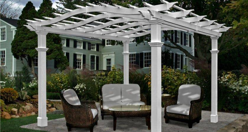 Modern Pergola Plans Joy Studio Design Best