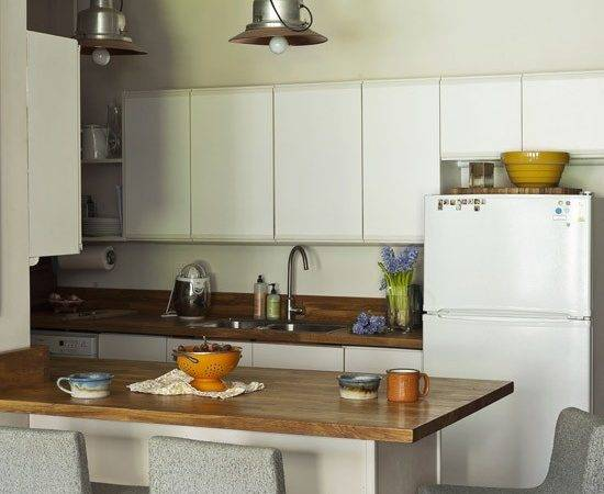 Modern Retro Kitchen Designs