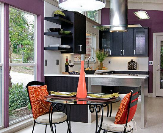 Modern Retro Kitchen Details Design