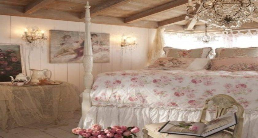 Modern Shabby Chic Bedroom Decorate House
