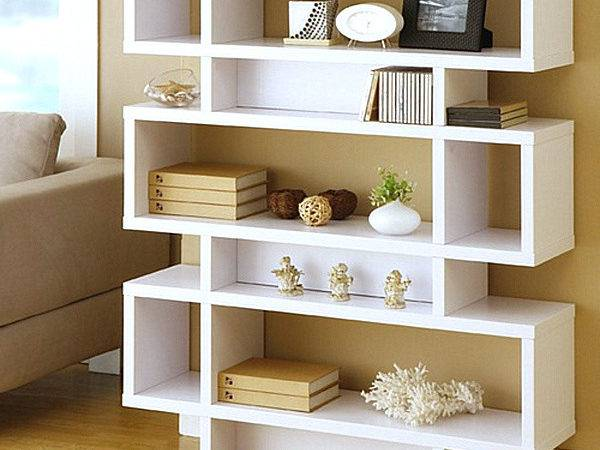 Modern Shelves Keep Organized Style