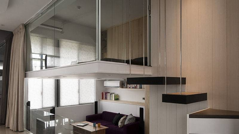 Modern Small Apartment Loft Bedroom Idesignarch