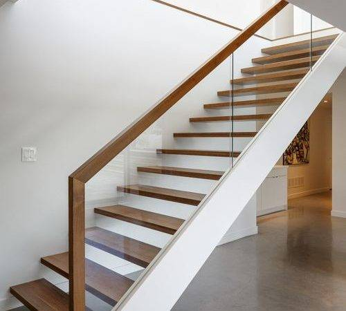 Modern Staircase Design Ideas Remodels Photos