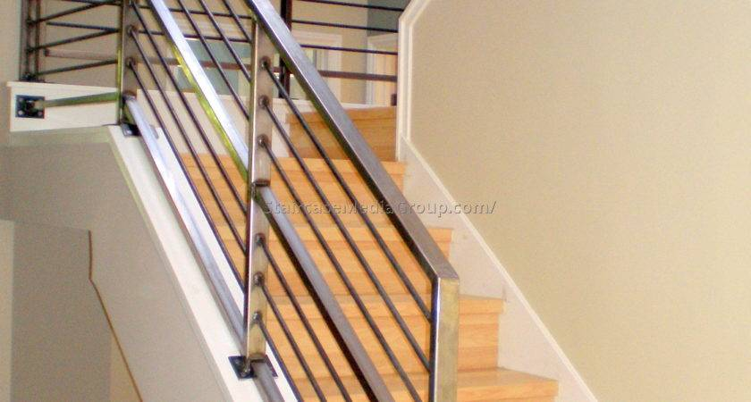 Modern Staircase Railing Designs Best Ideas
