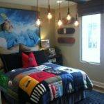 Modern Stylish Teen Boys Room Ideas Decoration