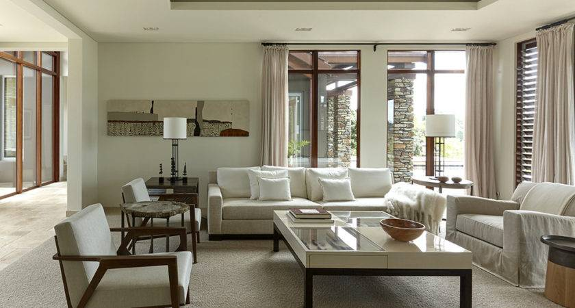 Modern Traditional Home Interiors House Design Ideas