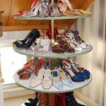 Modern Unique Shoe Cabinet Design Cool Ways Store