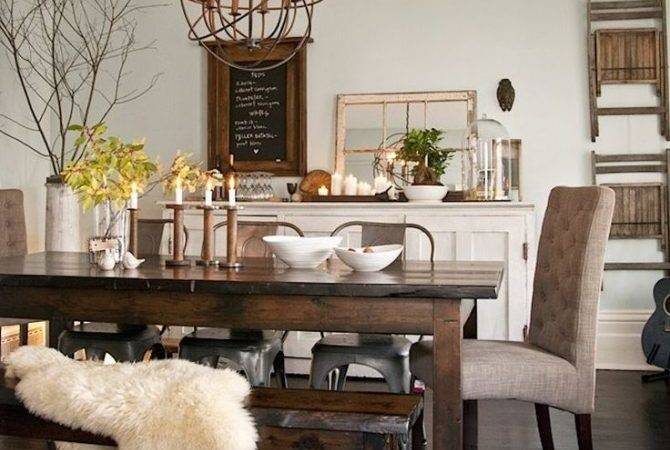Modern Vintage Dining Room Ideas Furniture