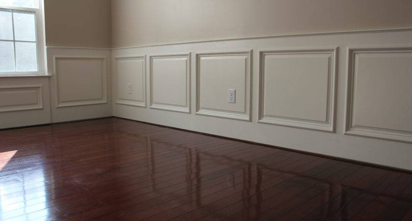 Modern Wainscoting Dining Room Beadboard Ideas