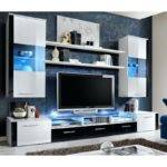 Modern Wall Mount Cabinet Lcd