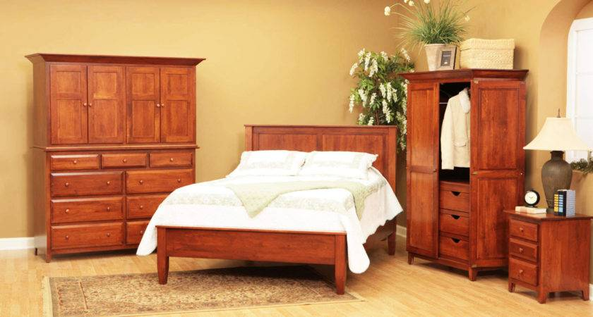 Modern Wood Bedroom Furniture Raya