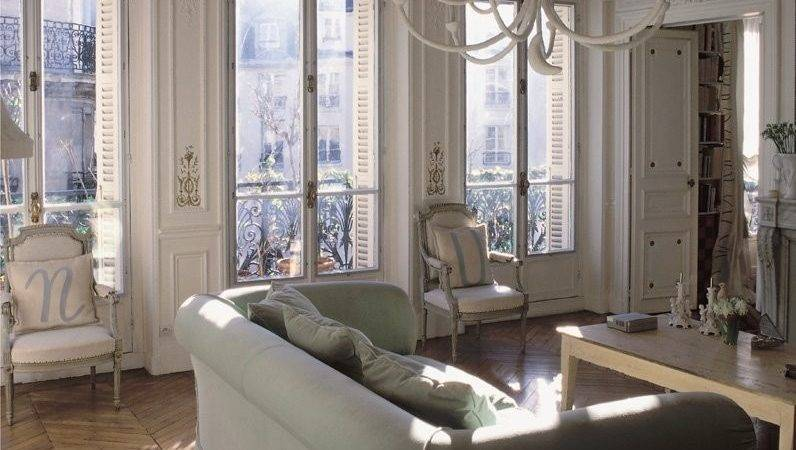 More French Shabby Chic Apartments