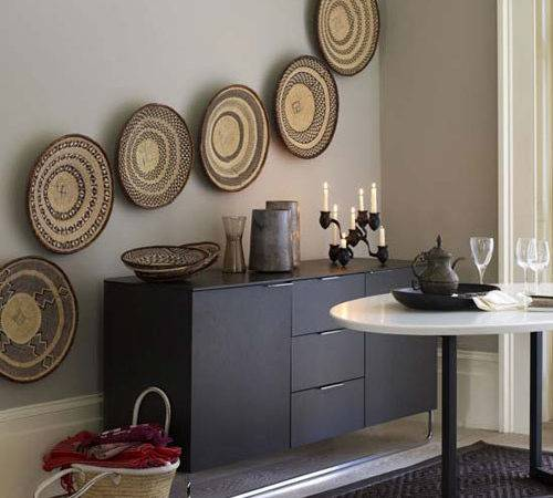More Wall Decorating Ideas Style Files