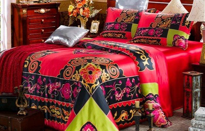 Moroccan Bedding Sets Ideas Diy Home Life Creative
