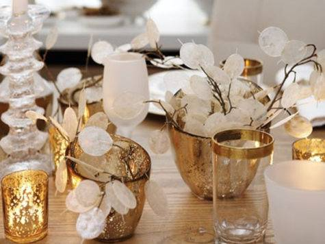 Most Amazing Christmas Table Settings Home Design
