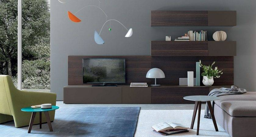 Most Amazing Living Room Wall Units