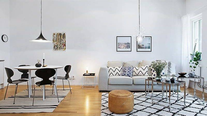 Most Attractive Scandinavian Apartment Designs