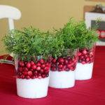 Most Beautiful Christmas Table Decorations Cathy