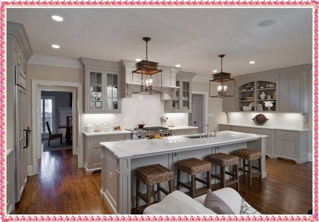 Most Beautiful Country Kitchen Decorations