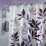 Most Beautiful Shower Curtains Purple Wall Home