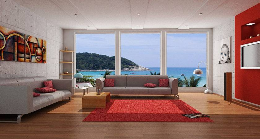 Most Glamorous Red Living Room Ideas Homeideasblog
